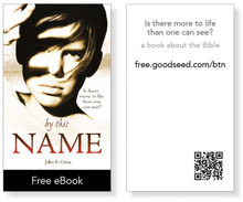 By This Name eBook Cards (pack of 25)