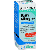 Bio-allers Food Allergy Treatment - Dairy Allergies Unflavored - 1 Oz
