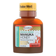 Manukaguard Throat And Chest Syrup - 100 Ml - 3.4 Fl Oz