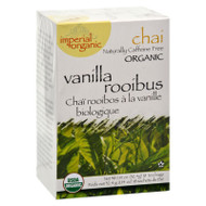 Uncle Lee's Imperial Organic Vanilla Rooibos - 18 Tea Bags