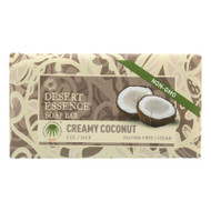Desert Essence Bar Soap - Creamy Coconut - 5 Oz