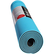 Thinksport Yoga Mat - Black/bright Blue