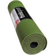 Thinksport Yoga Mat - Black/green