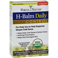 Forces of Nature Organic H-Balm Daily Control - 11 ml