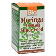 Bio Nutrition Moringa - 5000 mg - 90 Ct