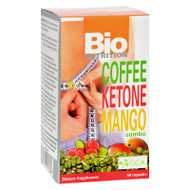 Bio Nutrition Coffee Keytone Mango Combo - 60 Ct