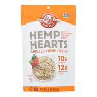 Manitoba Harvest Shelled Hemp Seed - Case of 8 - 8 oz