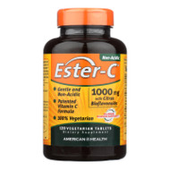 American Health Ester-c With Citrus Bioflavonoids - 1000 Mg - 120 Vegetarian Tablets