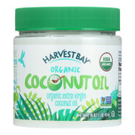 Harvest Bay Extra Virgin Organic Coconut Oil - 16 Fl Oz