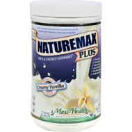 Max Health Naturemax Plus - Vanilla - 1 Lb.