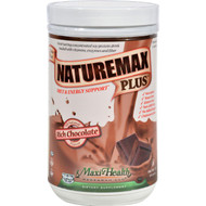 Max Health Naturemax Plus - Chocolate - 1 Lb.