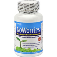 Canfo Natural Products NoWorries - 60 Tablets