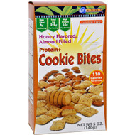 Kay's Naturals Cookie Bites - Honey Almond - Case Of 6 - 5 Oz