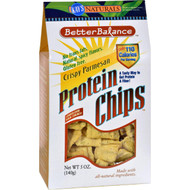 Kay's Naturals Better Balance Protein Chips - Crispy Parmesan - Case Of 6 - 5 Oz