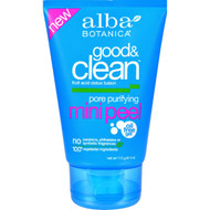 Alba Botanica Good and Clean Pore Porifying - 4 oz
