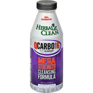 B.N.G. Herbal Clean QCARBO16 Mega Strength Grape - 16 fl oz