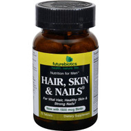 Futurebiotics Hair Skin And Nails For Men - 75 Tablets