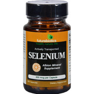 Futurebiotics Selenium - 200 Mcg - 100 Capsules