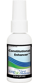 King Bio Constitutional Enhancer 2 oz