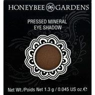 Honeybee Gardens Eye Shadow - Pressed Mineral - Cocoloco - 1.3 G - 1 Case