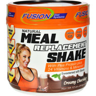 Fusion Diet Systems Meal Replacement Shake - Creamy Chocolate - 12 Oz