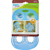 Bornfree/summer Infant Tru Clean Nipple Wash Rack - 2 Pack