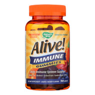 Nature's Way Alive Immune Gummies - 90 Count