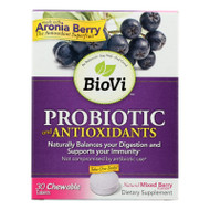Biovi Probiotic - Antioxidant Blend - 30 Chewable Tablets