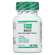 Bhi Back Pain Relief - 100 Tablets