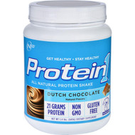 Nutrition53 Protein Shake - All Natural - Protein1 - Dutch Chocolate - 1.4 Lb