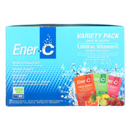 Ener-c - Variety Pack - 1000 Mg - 30 Packets