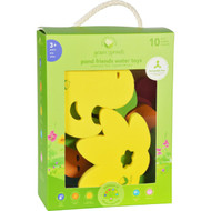 Green Sprouts Bath Toys - Pond - 3 Years Plus - Dream - 10 Pack