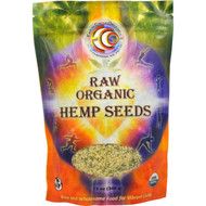Earth Circle Organics Hemp Seeds - Organic - 12 Oz