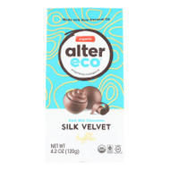 Alter Eco Americas Truffle - Organic - Velvet - 10 Pack - 4.2 Oz - Case Of 8