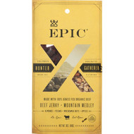 Epic Trail Mix - Beef Jerky - Hunt And Harvest - Mountain Medley - 2.25 Oz - Case Of 8