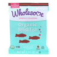 Organic Candy; Delishfish