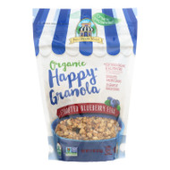 Organic Happy Granola; Sprouted Blueberry Flax