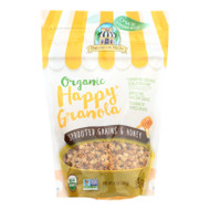 Organic Happy Granola; Sprouted Grains & Honey