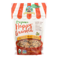 Organic Happy Granola; Sprouted Maple Quinoa
