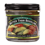 Better Than Bouillon Organic Seasoned - Vegetable Base - Case Of 8 - 3.5 Oz.