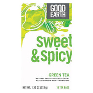 Green Tea; Sweet & Spicy
