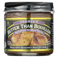 Better Than Bouillon Seasoning - Roasted Garlic Base - Case Of 8 - 3.5 Oz.
