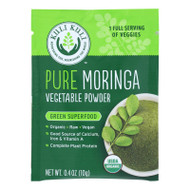 Kuli Pure Moringa Vegetable Powder - Case Of 20 - 0.4 Oz.