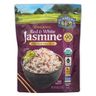 Organic Thai Rice; Red And White Jasmine