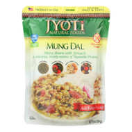 Jyoti Cuisine India Mung Dal With Spinach - Case Of 6 - 10 Oz.