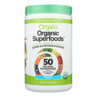 Orgain Organic Superfoods - Powder - Case Of 1 - 0.62 Lb.