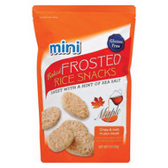 Kameda Frosted Rice Crackers - Maple - Case Of 12 - 2 Oz.