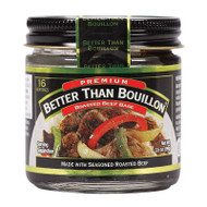 Better Than Bouillon Seasoning - Roasted Beef Base - Case Of 8 - 3.5 Oz.