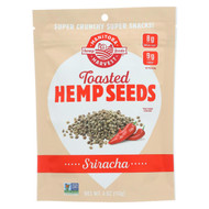 Hemp Seeds,Sriracha,Tasted