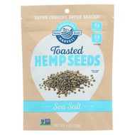 Hemp Seeds; Toasted Sea Salt